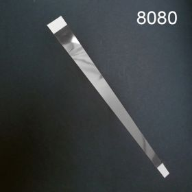 8' long tapered wobbler with adhesive at both ends, 8080