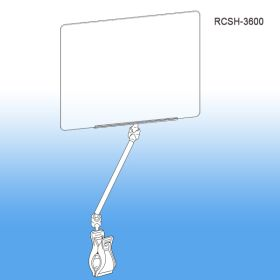 Roto Clip Extenda Print Protector - Sign Holders | RCSH-3600