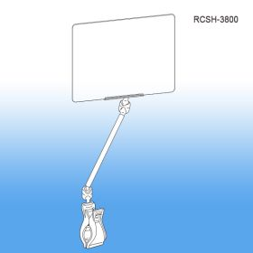 Roto Clip Extenda Print Protector - Sign Holders | RCSH-3800