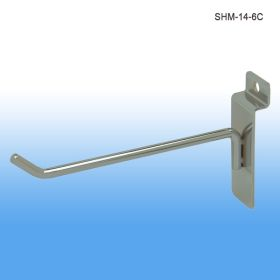 retail slatwall display hooks, SHM-14-6