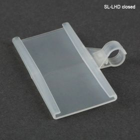 ticket holder for wire fixtures, SL-LHD