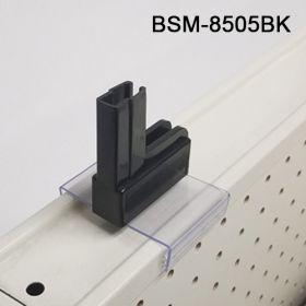 Gripper Teeth Boot Sign Holder, Clip-On, BSM-8505BK
