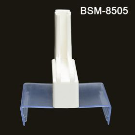 Gripper Teeth Boot Sign Holder, Clip-On, BSM-8505