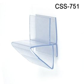 "B Flute Corrugated Shelf Support Insert, Heavy Duty, Single Capacity, CSS-751, 1-1/2"" wide x 1-5/16"" deep x 2-1/4"" tall"