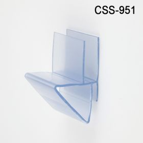 """Corrugated Shelf Support Inserts, Heavy Duty, Double Capacity, CSS-951, holds 1/8"""" B-flute construction & 1/8"""" display wall for total of 3/8"""""""
