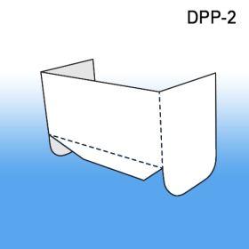 Corrugated Power Panel Display HEADER, DPP-2