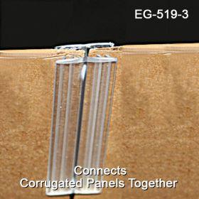 """3"""" gripper sign holder, EG-519-3"""