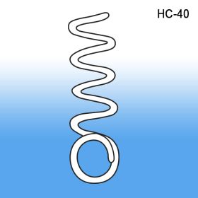 Spiral Hanging Coil | Hang and Display Sign Accessories, HC-40