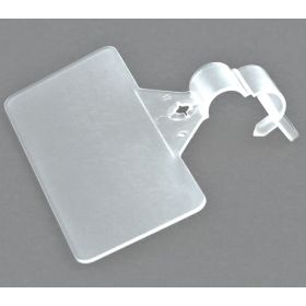 reusable Snap lock label holder, LHD-6