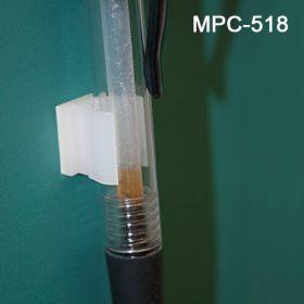 pen holder clip, adhesive backer, MPC-518