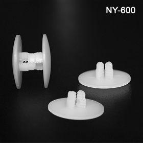 """nylon ratchet rivet fastener, for 9/32"""" diameter holes, NY-600"""