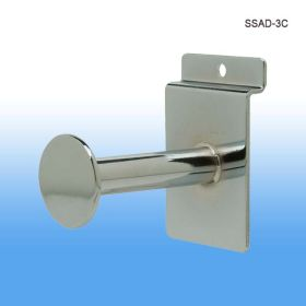 Slatwall Small Arm Display, SSAD-3C, Product Merchandiser