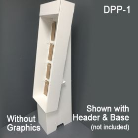 Free Standing Display Unit, DPP-1