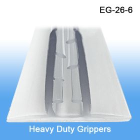 With Heavy Duty grippers, EG-26-6