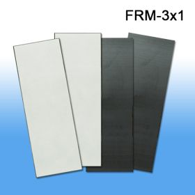"""3"""" x 1"""" Peel & Stick Easy to Use  Magnets, Use for Hanging Signs and photos, FRM-3x1"""