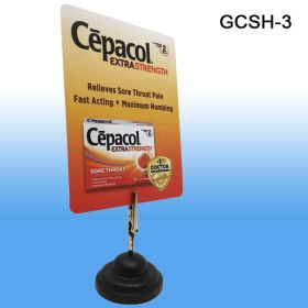 Great Counter Top Sign, GCSH-3