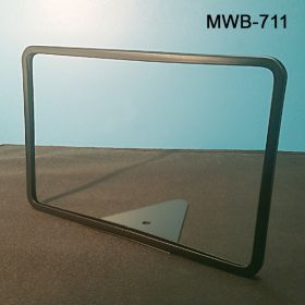 """11"""" Wide x 7"""" High Metal Sign Frame with Wedge Base, MWB-711"""