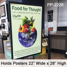 Holds 22 x 28 Inch Posters, PP-2228