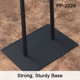 Poster Frame Display Stand with sturdy base, PP-2228