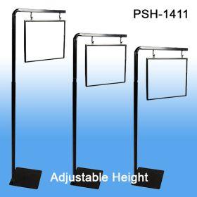 Adjust Height Pallet Sign Holder, PSH-1411
