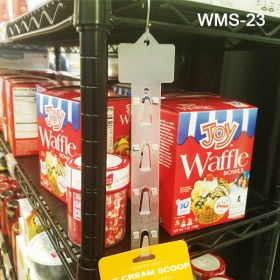 Molded Display Clip Strip®, Product Merchandising, WMS-23