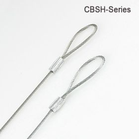 "18"" Ceiling Cable with Looped Ends, CBSH-18"