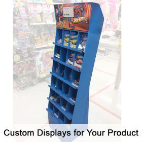Custom POP Floor Display, CCFD-100