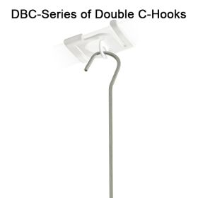 """18"""" Double C Hook, DBC-18"""