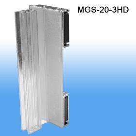 Magnetic Sign Holder, Heavy Duty Flexible, MGS-20-3HD
