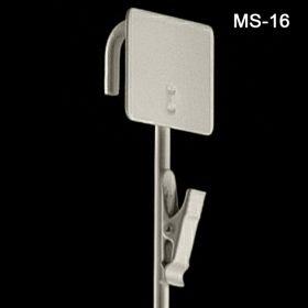 Metal Clip Strip® Merchandising Strip, MS-16