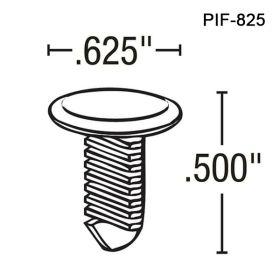Channel Fastener, PIF-825
