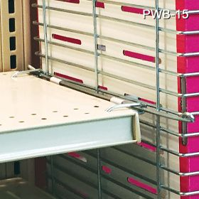PWB-15, for hanging Power Panel Trays