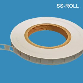 Easy to Use Sticky Strips™ on a Roll, Adhesive Display Strips, SS-Roll