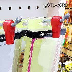 Anti-Theft Peg Hook-Lock™, Retail Security Lock, Item# STL-36RD