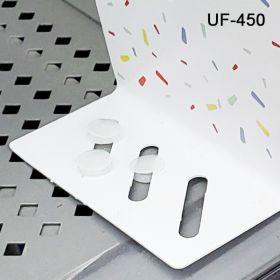 Universal Steel Shelf Fastener, UF-450/UF-451