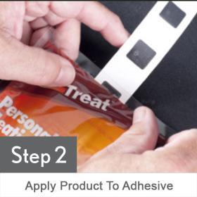 Clip Strip® Sticky Strips™ STEP 2